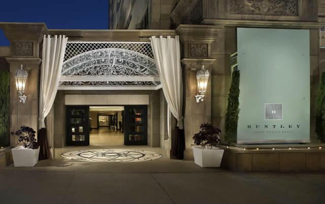 ハントレー ホテル