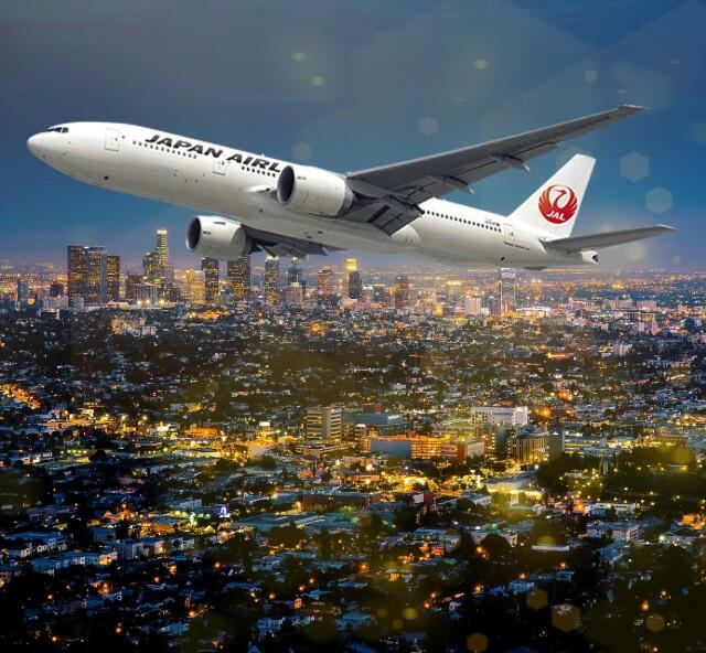 JAL(日本航空)で行くロサンゼルス特集
