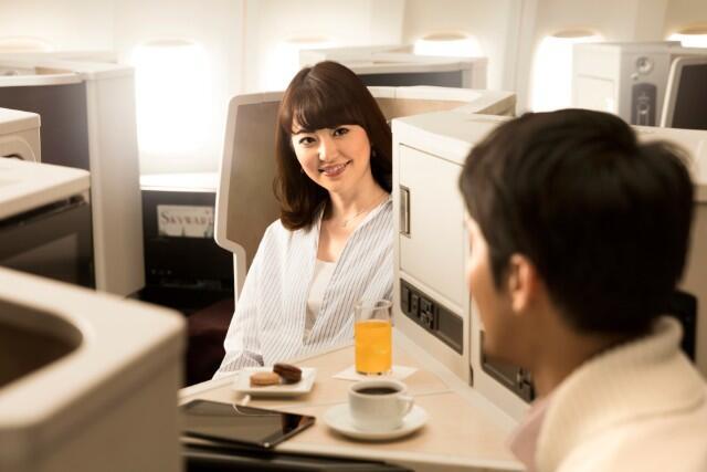 早めの予約が断然お得!JAL(日本航空)ビジネスクラス早割りプラン発売中!