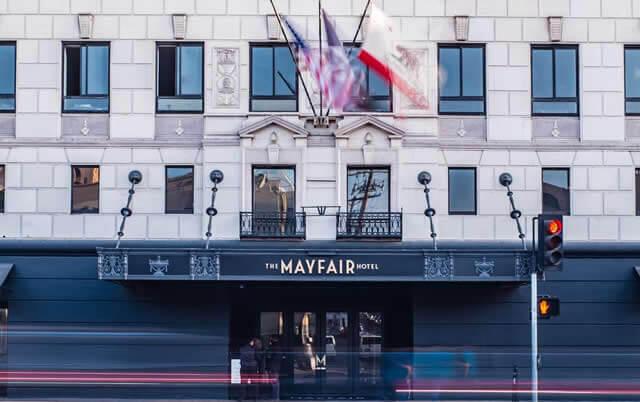 メイフェアーホテル