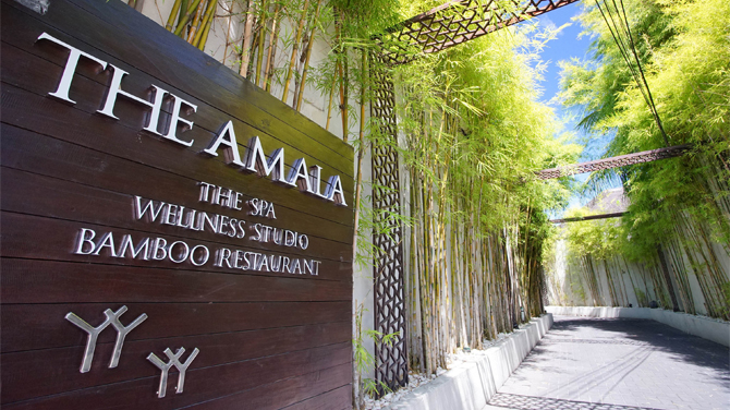 宿泊体験記「ジ・アマラ」~バリ島・スミニャックでヴィラに泊まる~