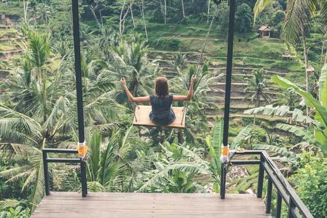 【スタッフ一押し!】「緑豊かなウブドエリア宿泊」&「やっぱりかかせないビーチエリア宿泊」の欲張りツアー