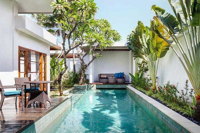 ≪広々ヴィラ滞在≫バリ島なら、ヴィラ滞在もお手頃価格で実現可能♪日常を脱するリゾート滞在を。