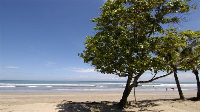 バリ島スミニャックのビーチ