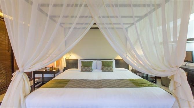バリ島スミニャックのおすすめホテル「ヴィラアイル」