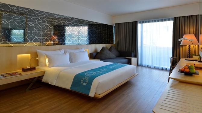 バリ島スミニャックのおすすめホテル「アイズスミニャック」