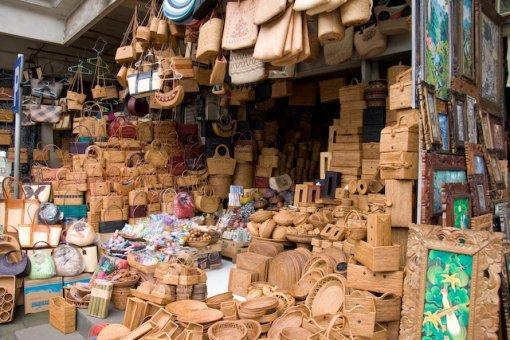 バリ島旅行に行ったらオススメのショッピングエリアは?お土産や雑貨など人気の品を教えます!