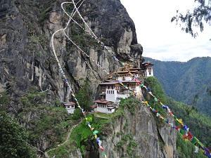【はじめてのブータン】安心のJALとブータン国営航空ドゥルックエアーで行く!ブータン王道コース6日間★
