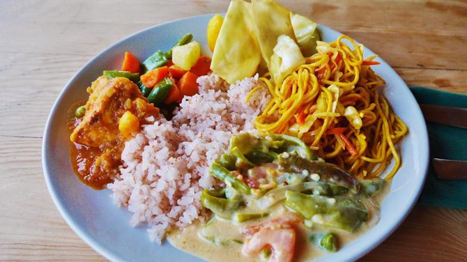 ブータン料理って実は超美味しい!実際に行って色々食べてみた!!