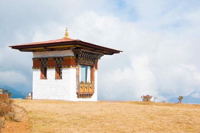 【成田発・ANA利用】2020-2021年9~3月発 3都市周遊!ブータンの人気観光地を押さえた鉄板プラン6日間