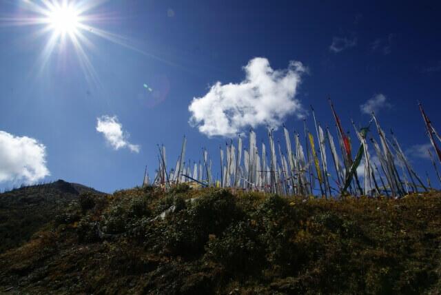【関空発・JAL利用】じっくり味わう7日間のブータン旅行!人気のネイチャーハイキング付き♪