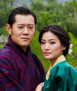 ブータン 王子