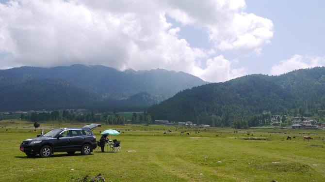 【ブータン旅行の観光と言えばトレッキング!実際に初心者コースを体験してみました!】