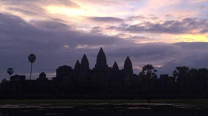 もはやカンボジア旅行には欠かせない「アンコールワット」!!カンボジア初心者がアンコールワット1日観光に行ってみた♪