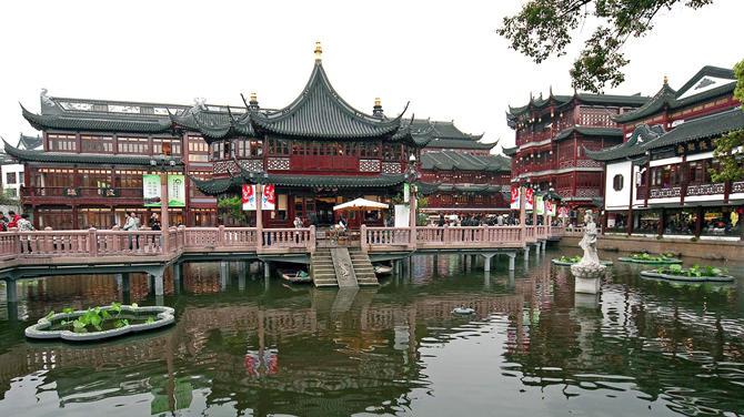 上海旅行で絶対行きたい!豫園(ユィユアン)エリア完全ガイド