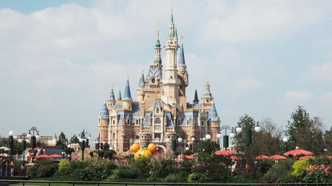 アジア最大級の上海ディズニーランド!その入園の方法を細かく紹介!!