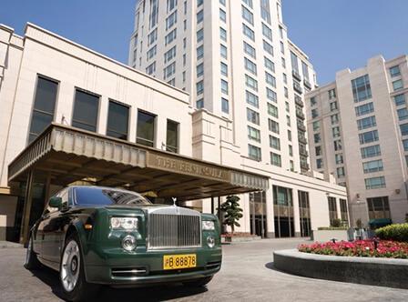 ペニンシュラ上海<br>(上海半島酒店)