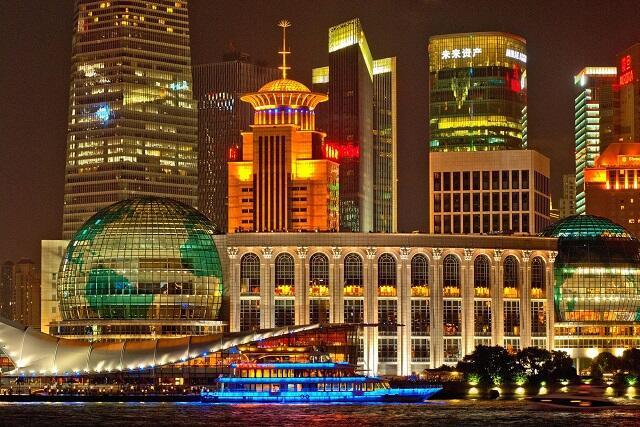★上海一人旅★11月出発が大変オトク!LCCピーチで手軽に気軽に上海旅行♪フリープランや上海ディズニープラン有り!