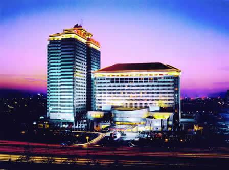 キングウィングホットスプリングインターナショナルホテル<br>(北京京瑞温泉国際酒店)