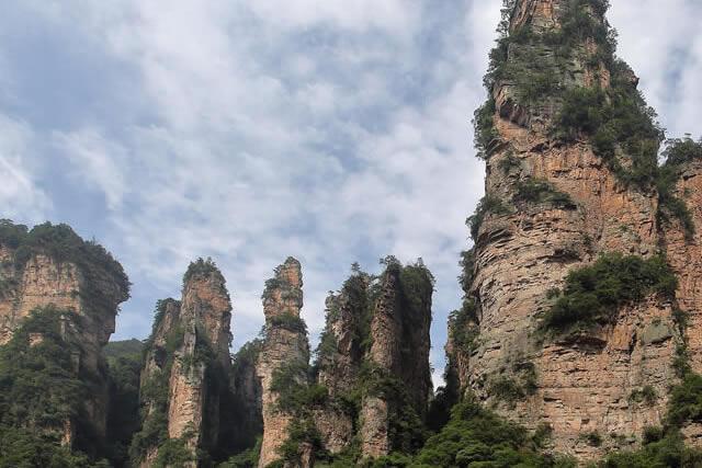 世界遺産「武陵源」と鳳凰古城周遊ツアー