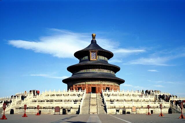 【6~10月】中国東方航空で北京へ!自由度MAX!北京フリープラン!