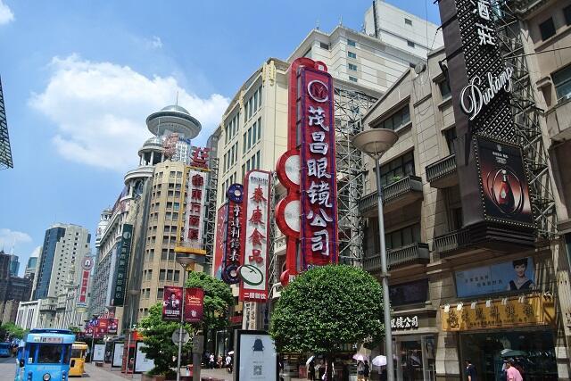 直行便でラクラク上海へ!!中国東方航空で行く上海フリープラン