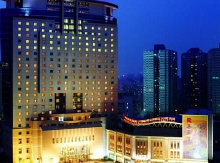 チャンアングランドホテル<br>(長安大飯店)