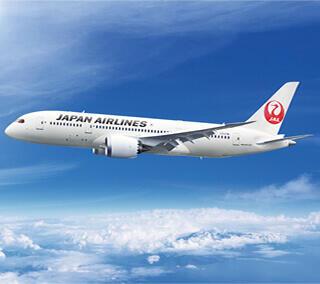 【上海】やっぱり安心!日系航空会社利用!