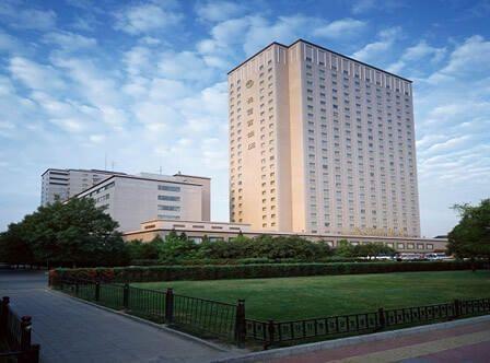ホテルニューオータニチャンフーゴン<br>(北京長富宮飯店)