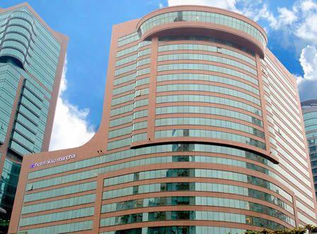 ニッコー上海ホテル<br>(上海日航飯店)