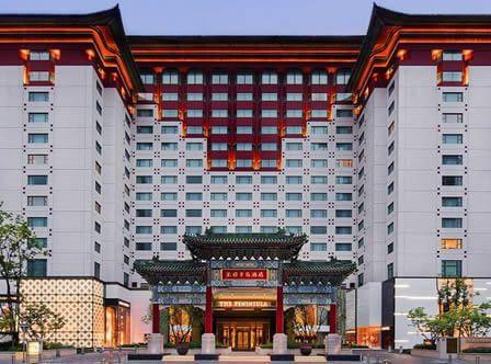 ペニンシュラベイジン<br>(北京王府半島酒店)