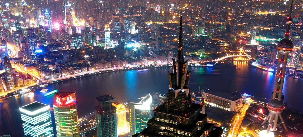 上海旅行の様子