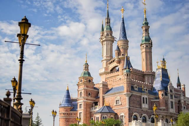 2019年GW!安心の日系航空会社ANA(全日空)で上海へ!旅行シーズンの上海で上海ディズニーランドを楽しもう♪