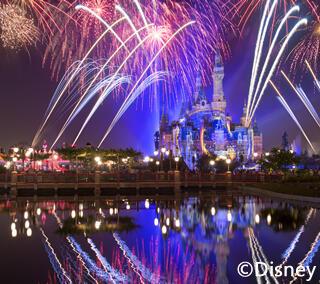 【上海】上海ディズニーで楽しむ年末年始旅行!