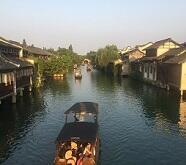 【上海郊外】江南水郷に行けるプラン