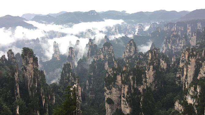 世界自然遺産・東洋のグランドキャニオン「武陵源」ガイド
