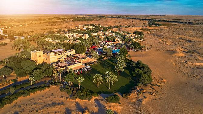 砂漠リゾート「バブ・アル・シャムス」泊まるべき5つの理由を徹底リサーチ!