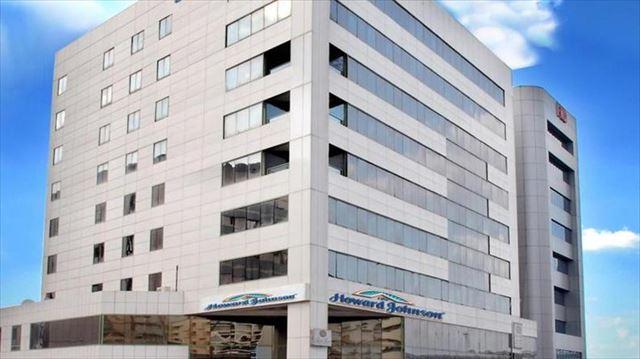 ハワード・ジョンソンホテル