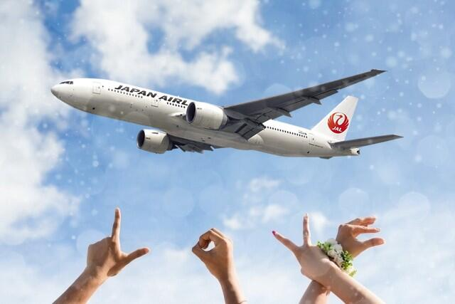 \JALで行くハワイ/大人気日系キャリアで快適なフライトを★人気のプレエコ&ビジネスクラス利用プランもあり!