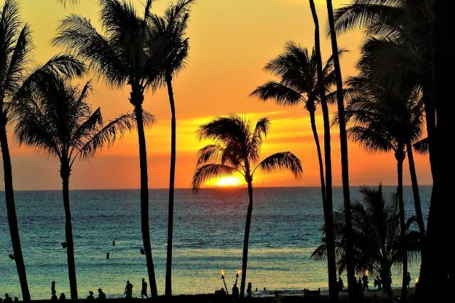 ≪10~12月出発ハワイ島★秋旅セール≫早めの予約が断然お得!人気の日程は早い者勝ち!
