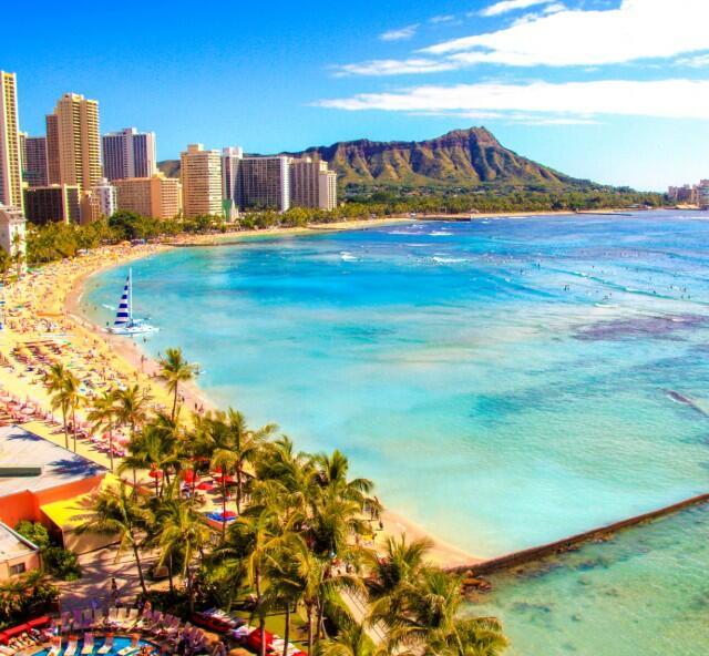 初めてハワイ旅行特集