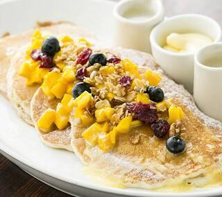 嬉しい毎朝食付♪