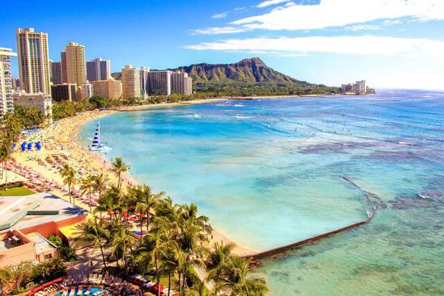 4/24迄の受付・WEB予約限定!機内からアロハスピリット溢れるハワイアン航空直行便利用ハワイ!春旅はもちろん夏休みや冬のご旅行のご予約可能!