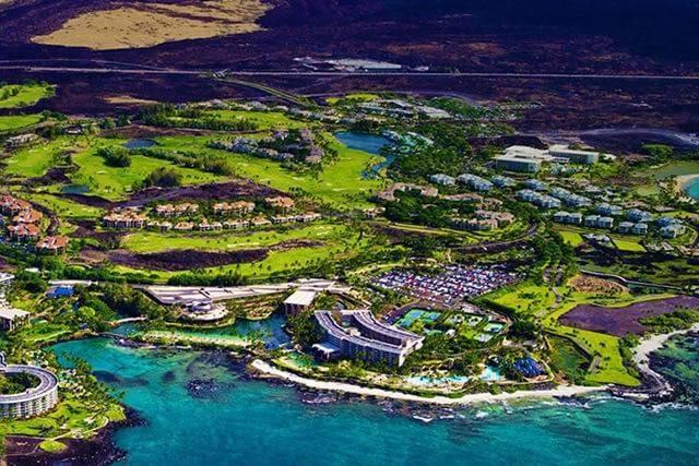 大自然たっぷりのハワイ島・コナでパワーチャージしてみませんか?便利な羽田出発、ハワイアン航空利用の直行便!