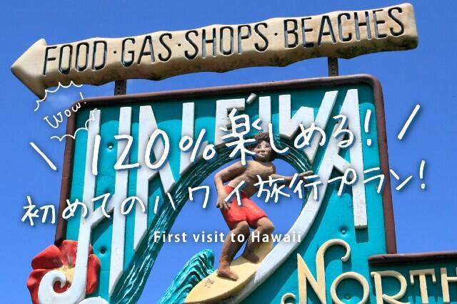 \初めてハワイツアー/ハワイを120%楽しめる♪人気オプショナルツアーがたくさんついてこの価格!