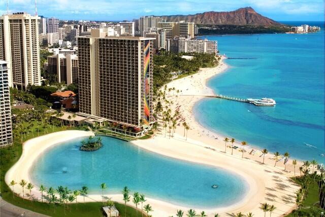 \ファミリーにおすすめ/人気の大型リゾートホテル「ヒルトン・ハワイアン・ビレッジ」に泊まる♪