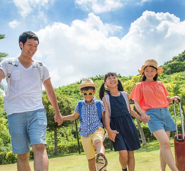 2019夏休み家族旅行ツアー