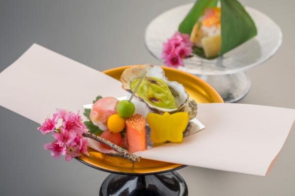 沖縄の春を味わう「ハナナメニュー」、カヌチャリゾートが提供開始!