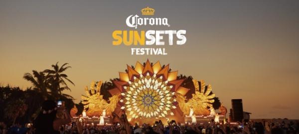 CORONA SUNSETS FESTIVAL 2017
