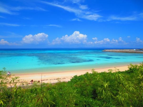ニシ浜ビーチ